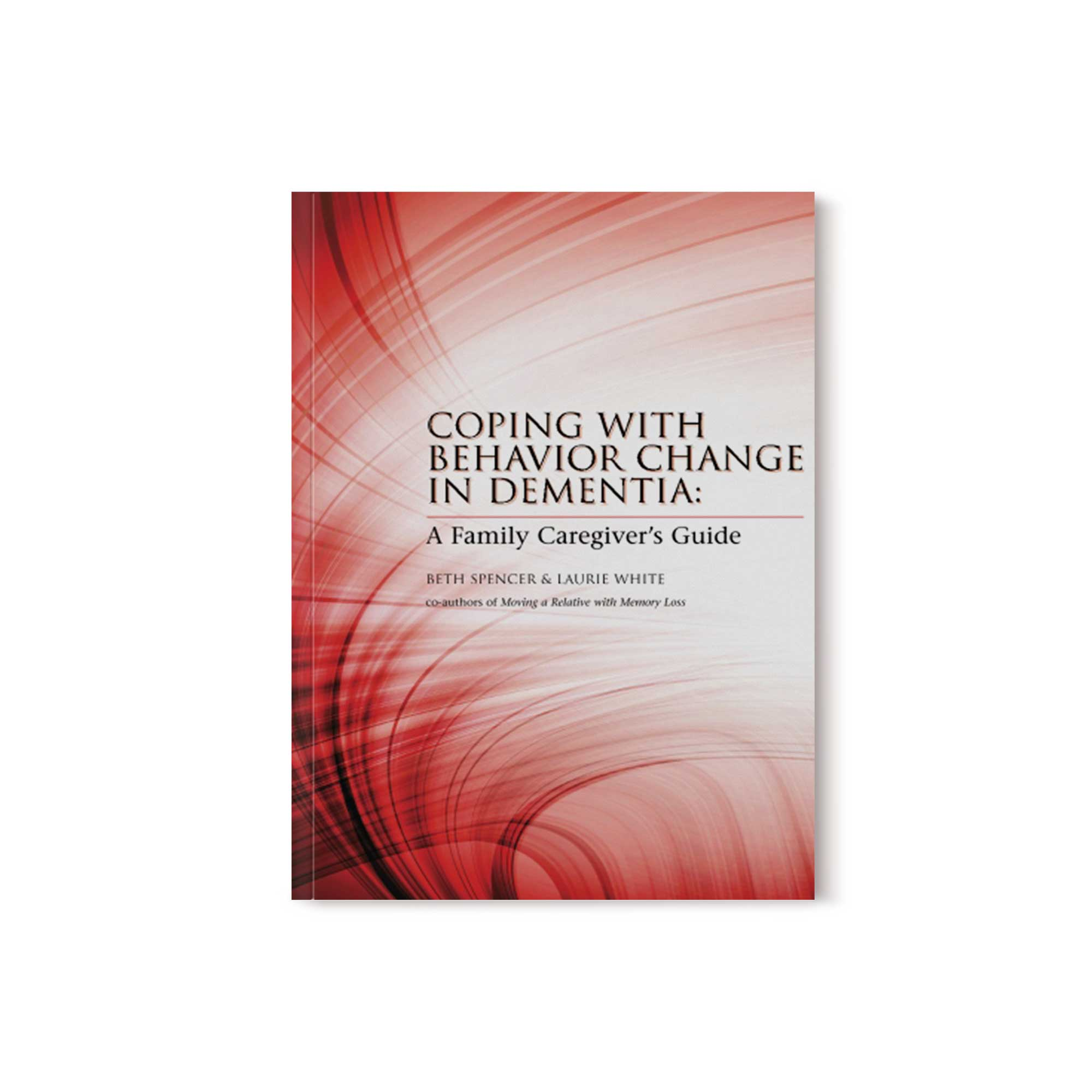 advice on coping with behavior change in dementia